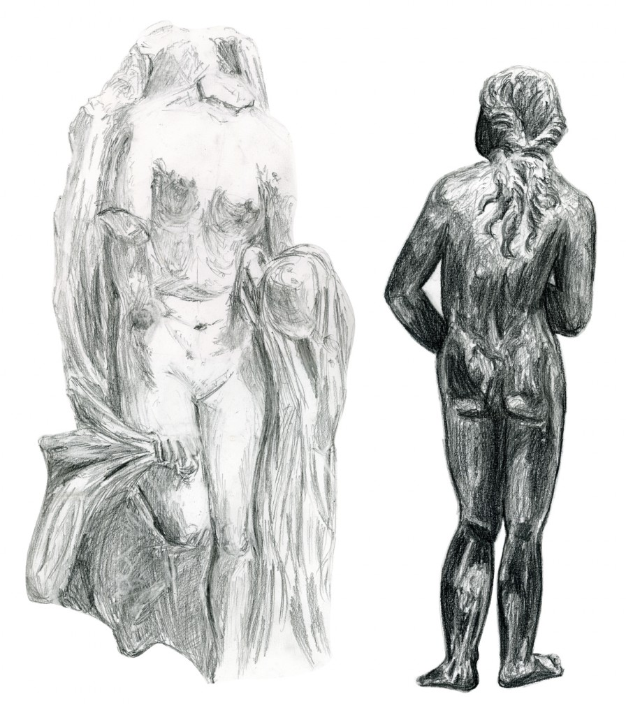 Dessin Sculpture